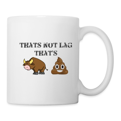 bullshttest - Mug