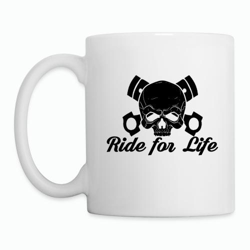 Teschio Ride for Life - Tazza