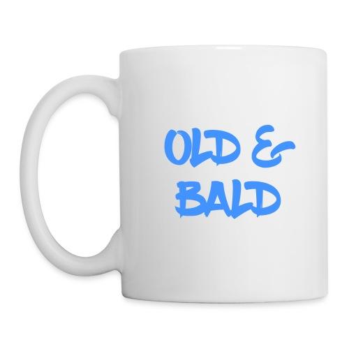 old&bald - Mug