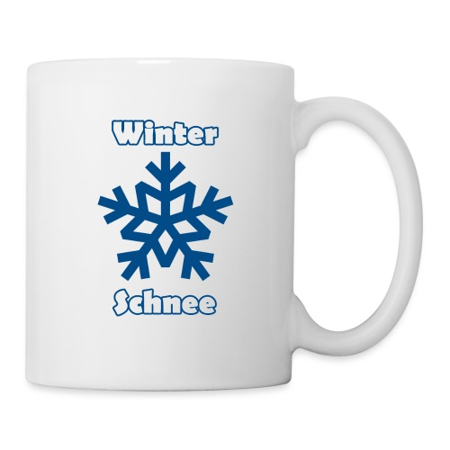 winter und schnee png - Tasse