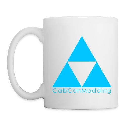 CabConModding Logo - Mug