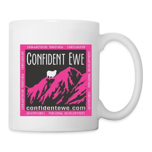Confident Ewe LOGO - Mug