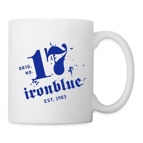 ironblue 17 offen blau trans1 - Tasse