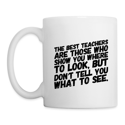 The best teachers - Mugg