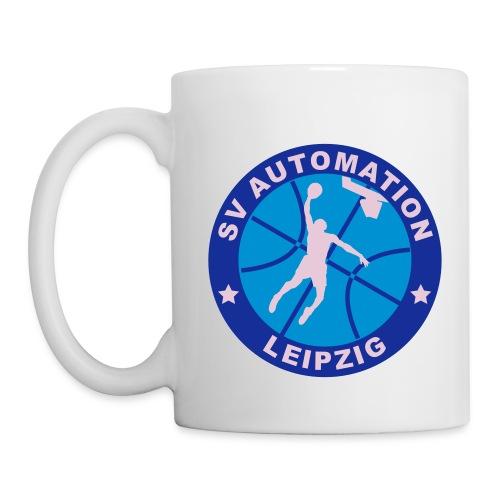 Automation Basketball Logo - Tasse