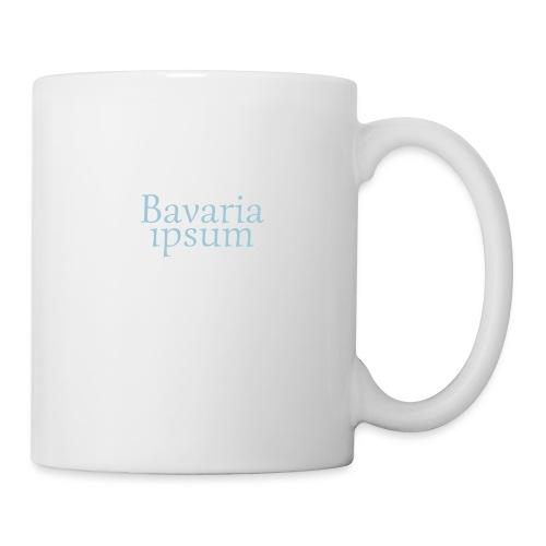 Freibialädschn (hochdeutsch: Freibiergesicht) - Tasse