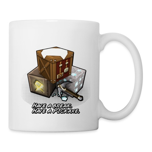 Haveabreak Haveapickaxe - Mug