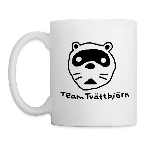 team tvättbjörn - Mugg