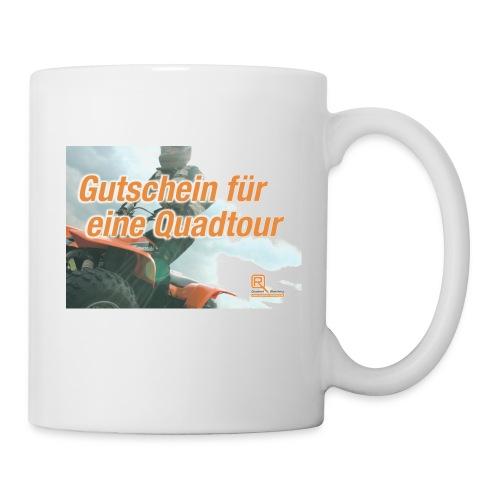 gutschein quadrent - Tasse