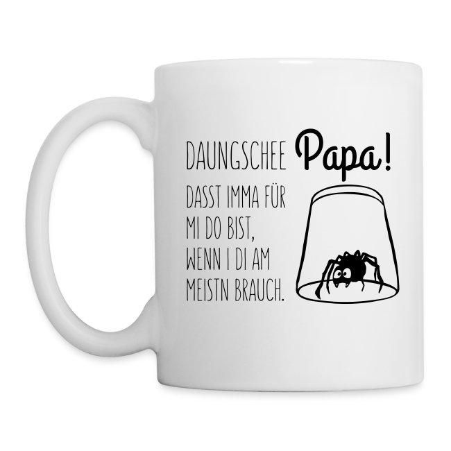 Vorschau: Daungschee Papa - Tasse