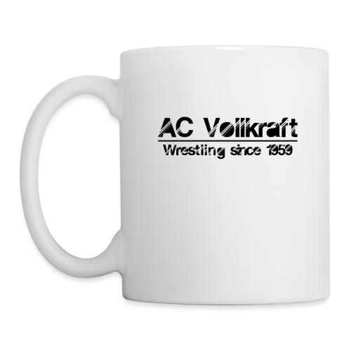 Ac Vollkraft - Wrestling since 1959 - Tasse