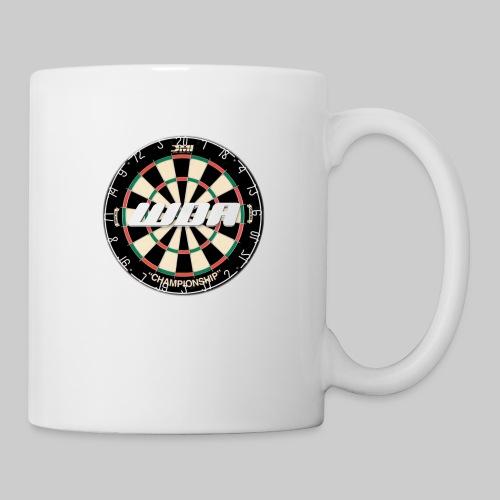 wda dartboard logo - Mug
