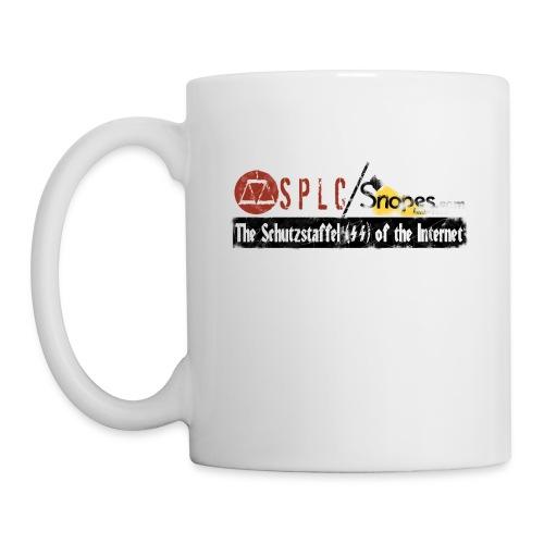 SPLC and SNOPES Schutzstaffel OF THE INTERNET - Mug
