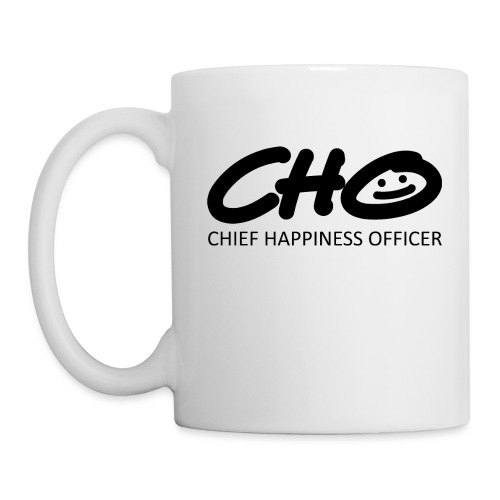 Chief Happiness Officer - Tasse