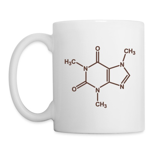 caffeine yellowibis - Mug