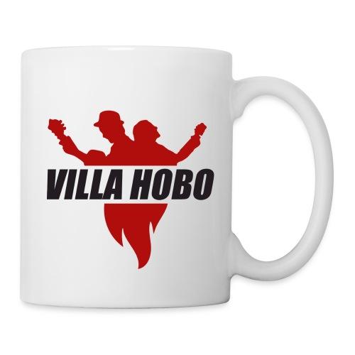 Villa Hobo logo png - Mug blanc