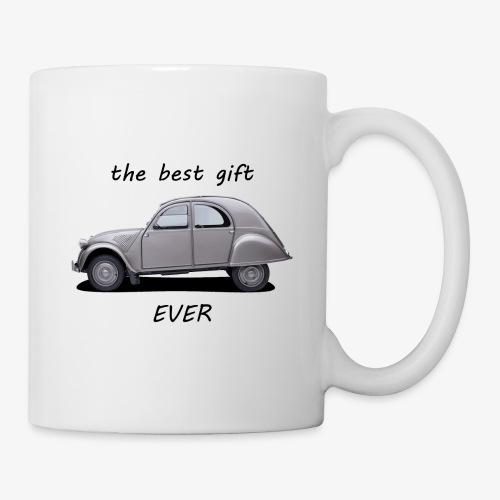 best gift ever 2CV - Mug blanc