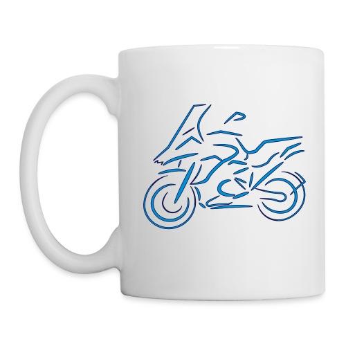Motorrad Fahrer, Bike, Biker, 1200 - Tasse