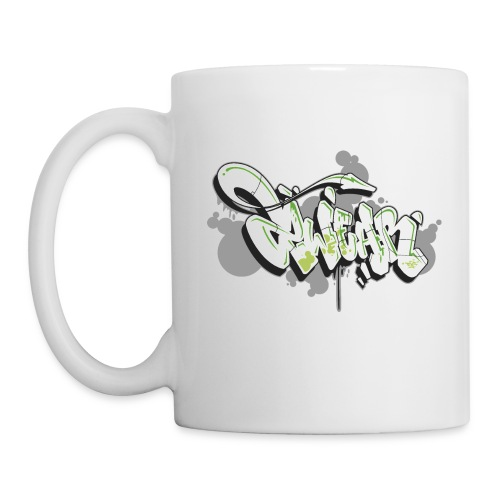 Mesk 2Wear graffiti style 7up ver02 - Kop/krus