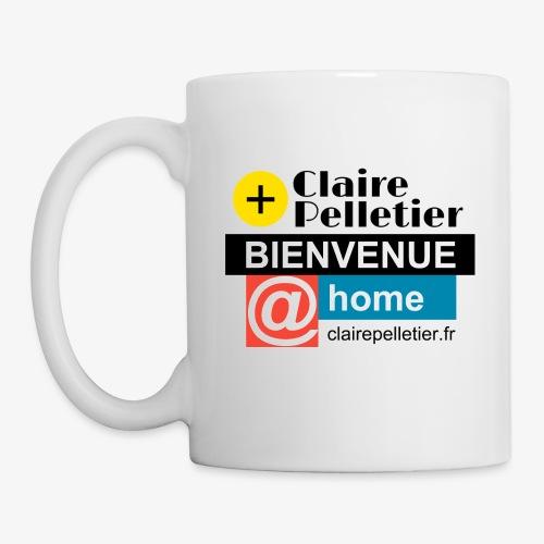 BIENVENUE @home - Mug blanc