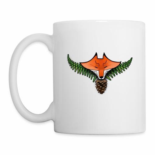 tableau de chasse - Mug blanc