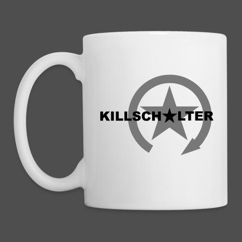 Logo marki KILLSCHALTER - Kubek