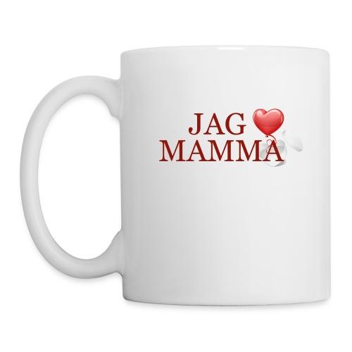 Jag älskar mamma - Mugg