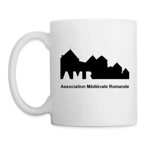 AMR - Mug blanc