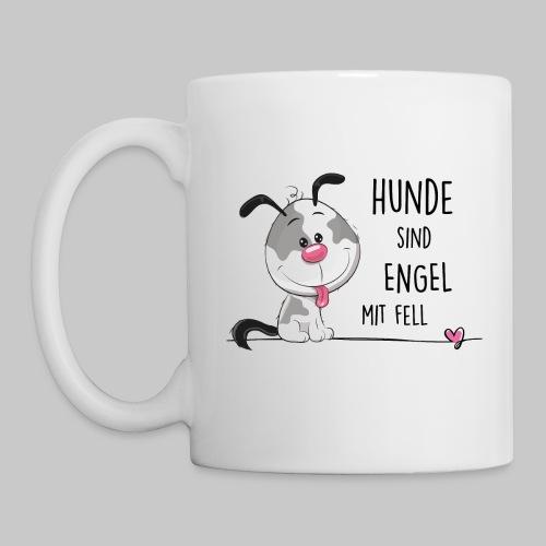 Hunde sind Engel - Tasse