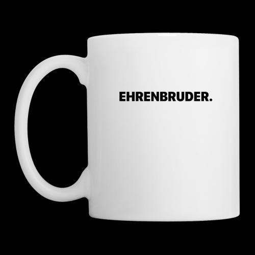 EHRENBRUDER-Black - Tasse