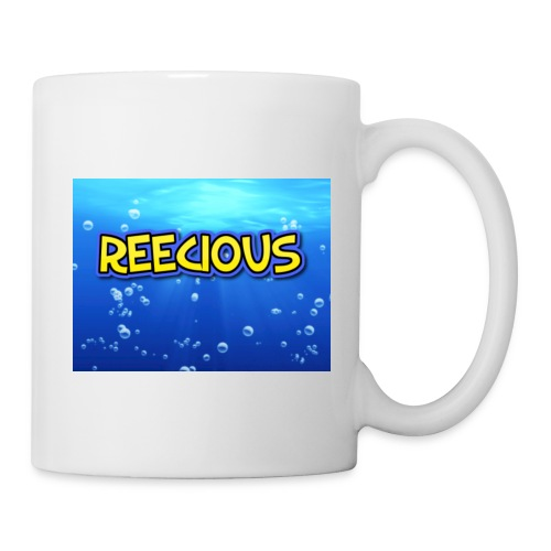 Reecious logo - Mug