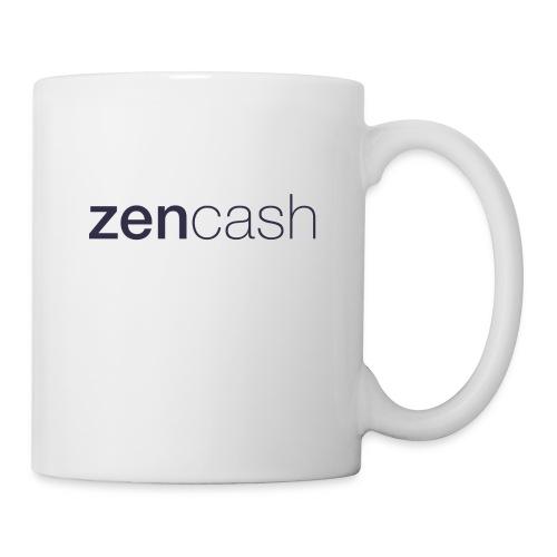 ZenCash CMYK_Horiz - Full - Mug