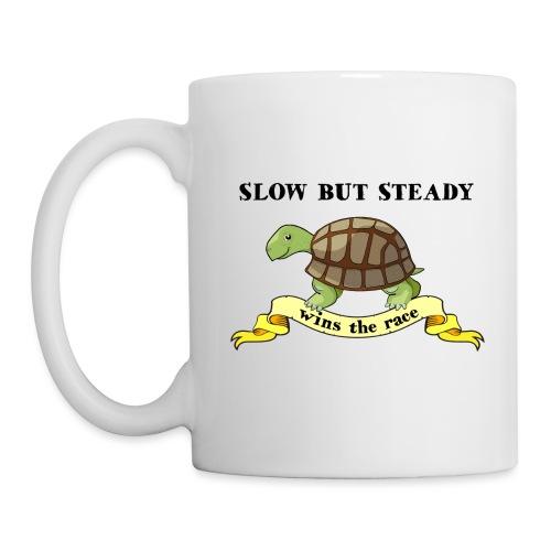 Slow but Steady - Mugg