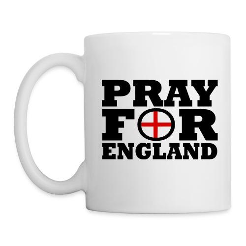 England / Pray For England - Tasse