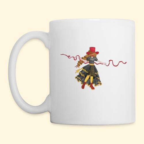 Ladybird - La célèbre uchronaute - Mug blanc