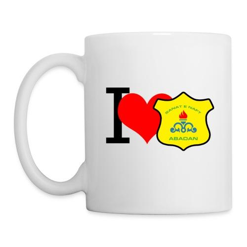 ilove SanateNaft - Mug