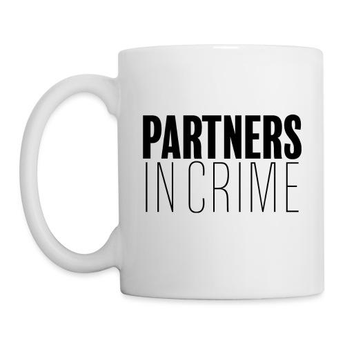 Partenaires du crime - Mug blanc