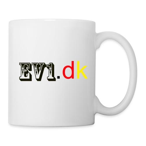 ev1 design - Kop/krus