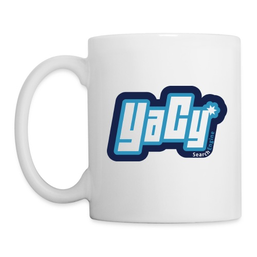 YaCy Logo Contour - Mug