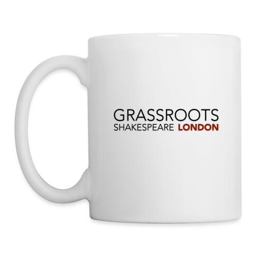 Grassroots Logo Shadow - Mug