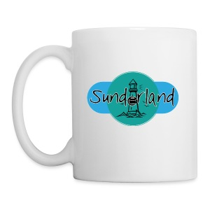 Sunderland Lighthouse Logo! - Mug