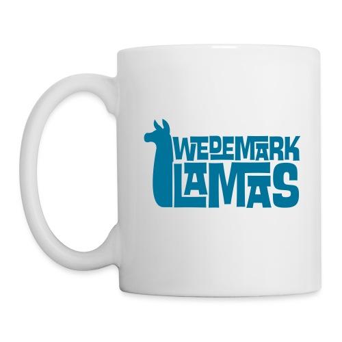 Wedemark Lamas Logo - Tasse