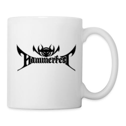 Hammerfest Logo - Tasse