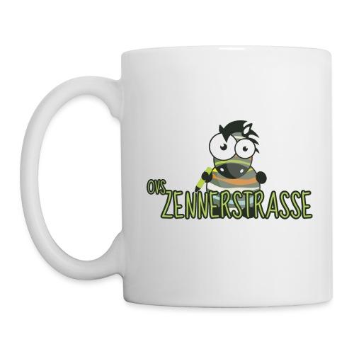 Zebra bunt - Tasse