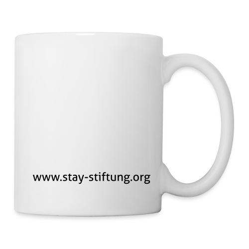 Stay_Grau_RGB - Tasse