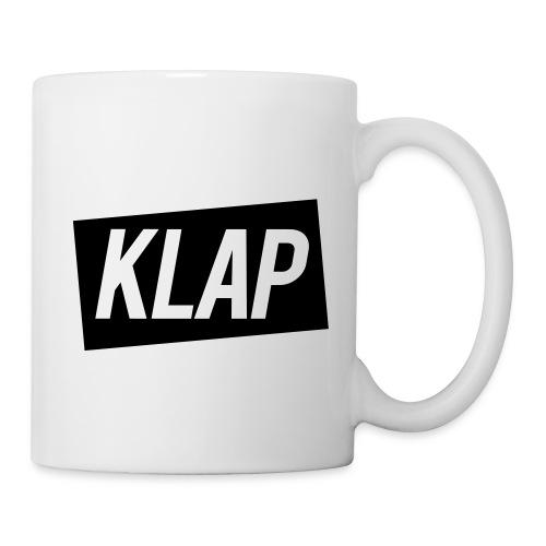 klap logosimple - Mug blanc