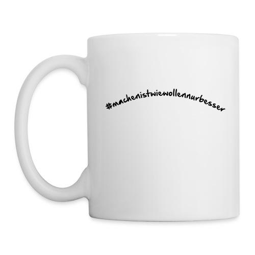 miwwnb gebogen - Tasse