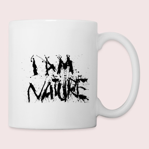 I AM NATURE (backprint) - Tasse