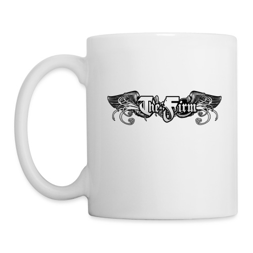 The FIRM LOGO front png - Mug blanc