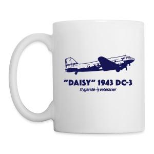 Daisy Flyby 1 - Mugg